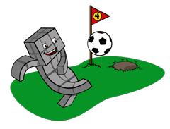 Fußballgolf Inden